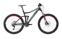 Cube Stereo Super HPC 160 Race 650B blackline